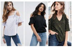 Asia Pacific's Top Three Mass Market Fashion Trends cold shoulder omnilytics